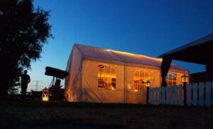 השכרת אוהלים למסיבות